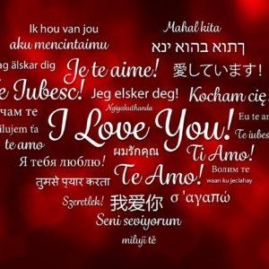 Mehrsprachigkeit. Bildquelle: pixabay